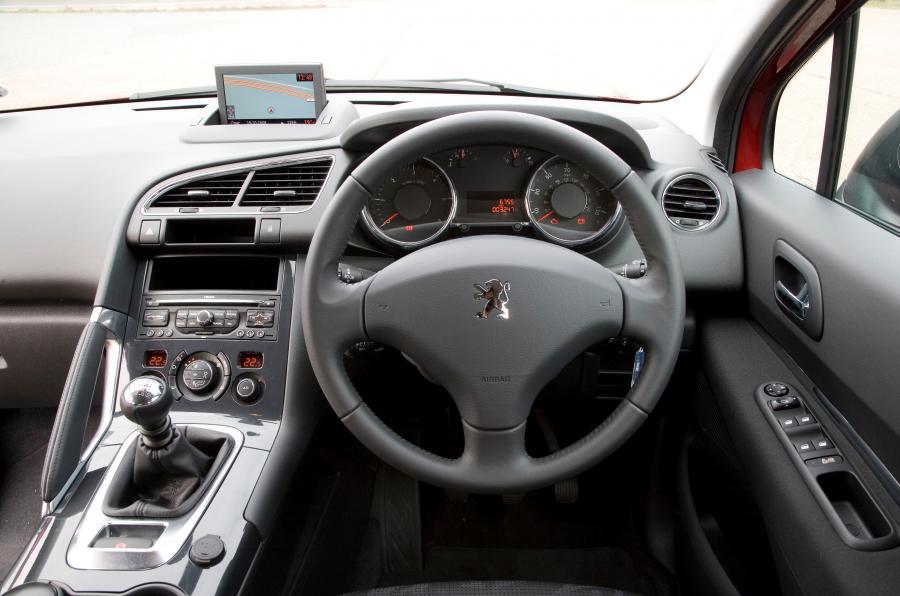 Peugeot 3008 I 2009 - 2013 SUV 5 door #6