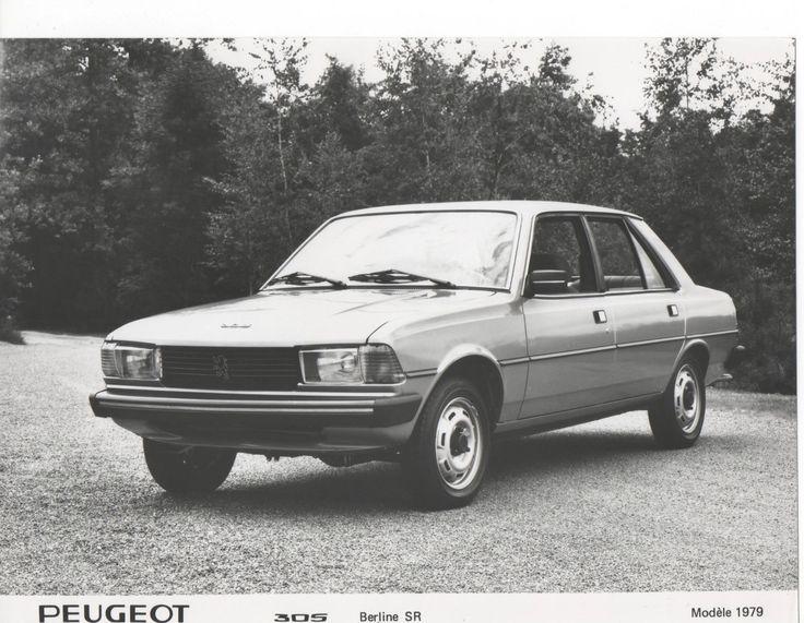Peugeot 305 1977 - 1990 Sedan #7