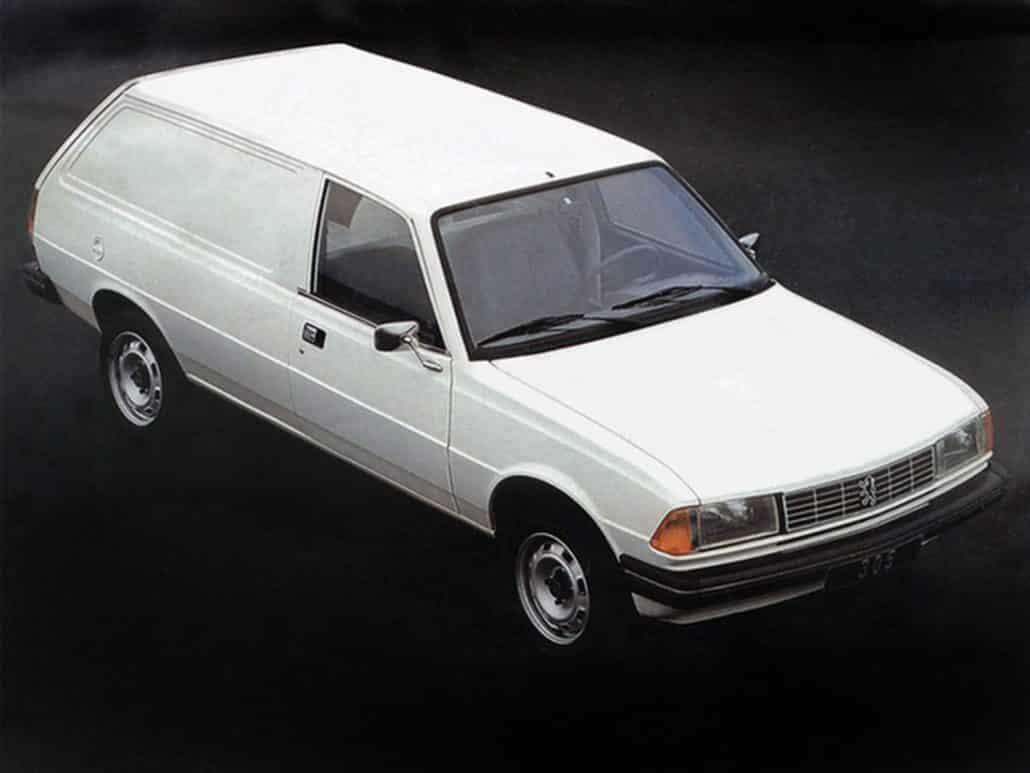 Peugeot 305 1977 - 1990 Sedan #1