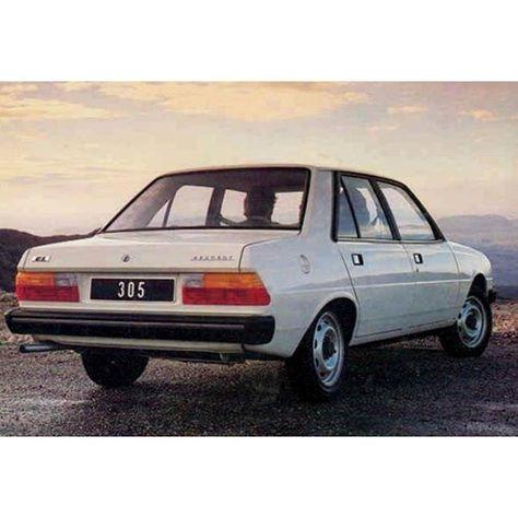 Peugeot 305 1977 - 1990 Sedan #3