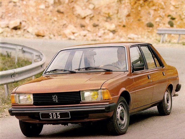 Peugeot 305 1977 - 1990 Sedan #5