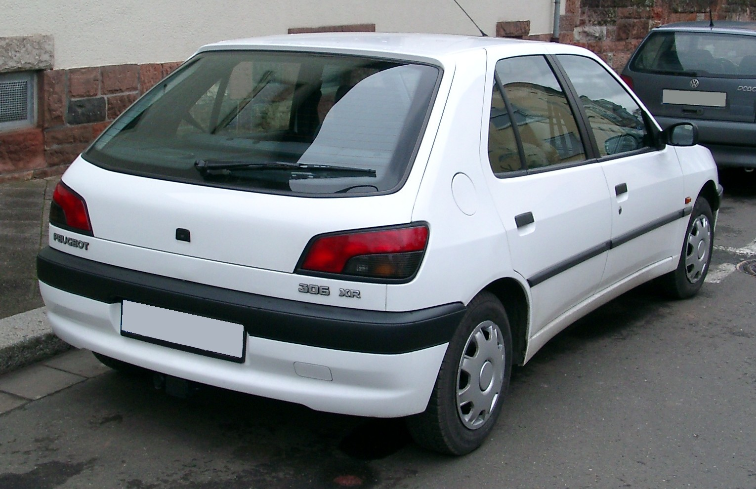 Peugeot 306 1993 - 2002 Hatchback 3 door #3