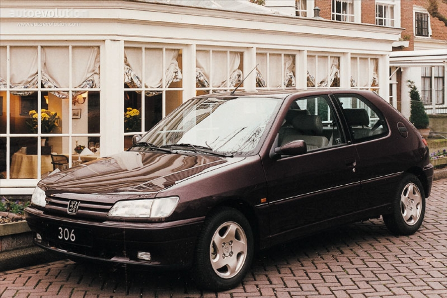 Peugeot 306 1993 - 2002 Hatchback 3 door #5