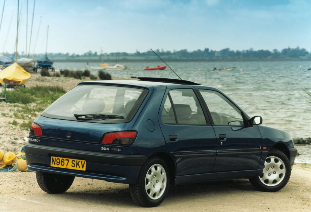 Peugeot 306 1993 - 2002 Hatchback 3 door #2