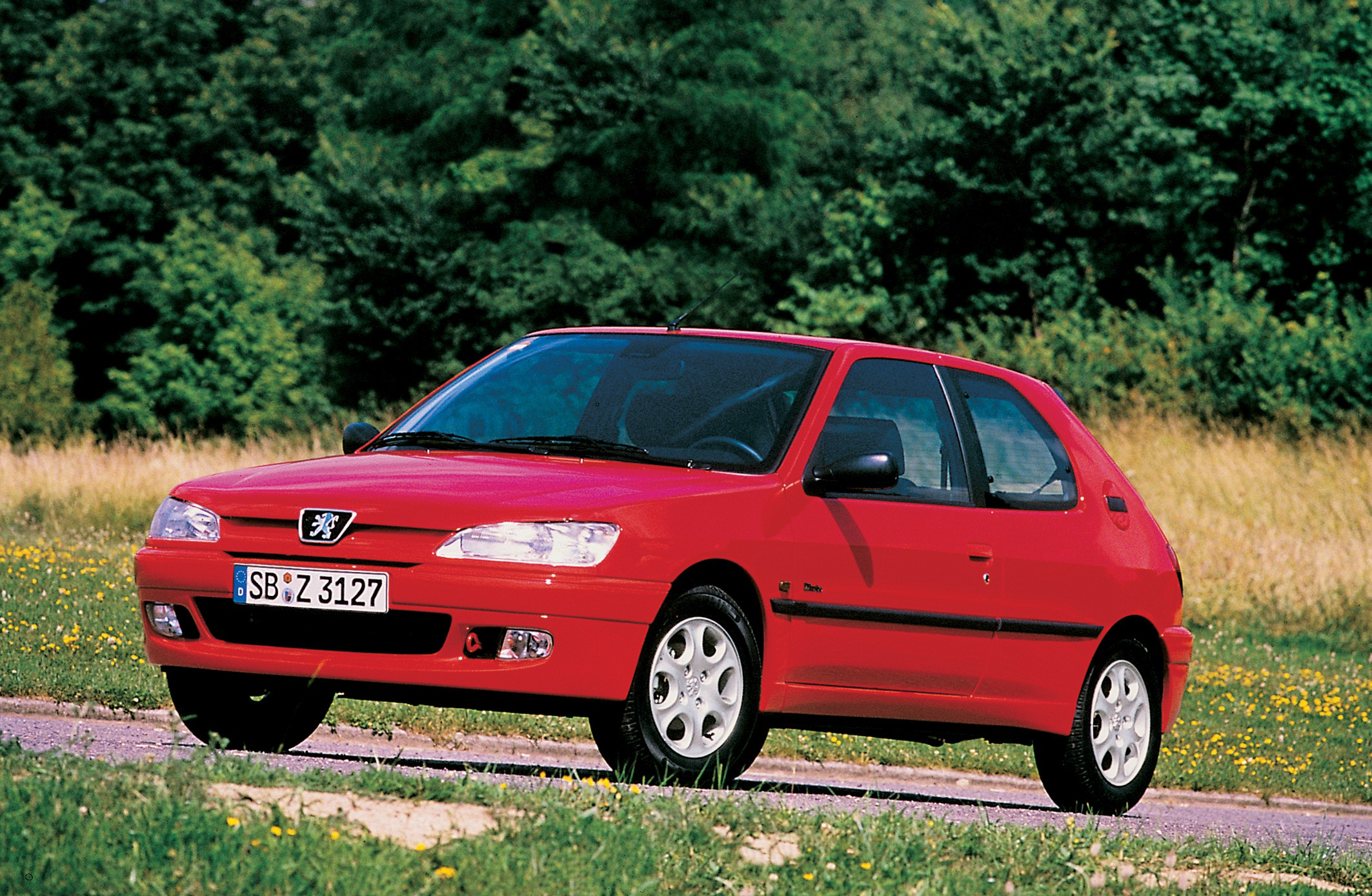 Peugeot 306 1993 - 2002 Hatchback 3 door #4