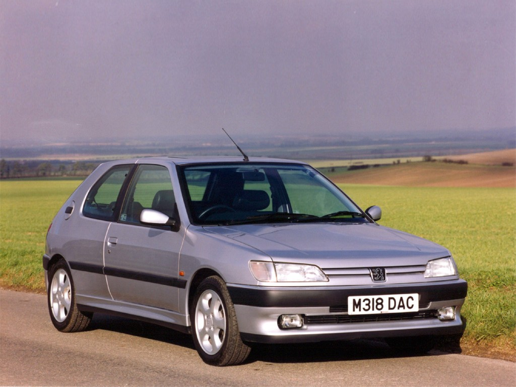 Peugeot 306 1993 - 2002 Hatchback 3 door #6