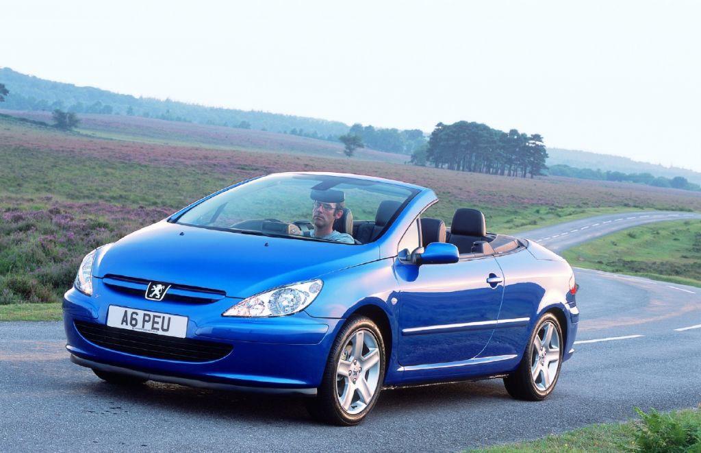 Peugeot 307 I 2001 - 2005 Cabriolet #5