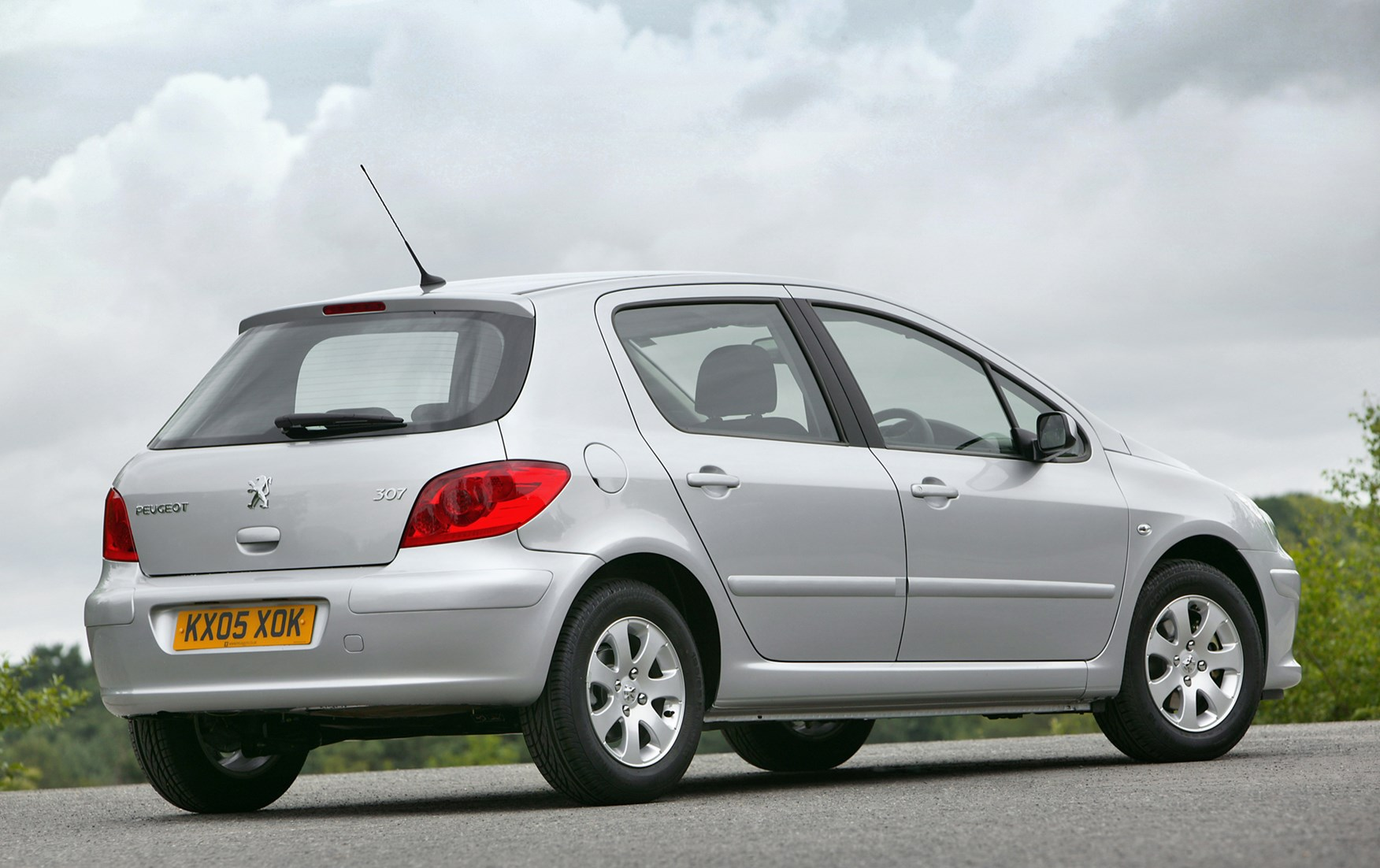 Peugeot 307 I 2001 - 2005 Cabriolet :: OUTSTANDING CARS