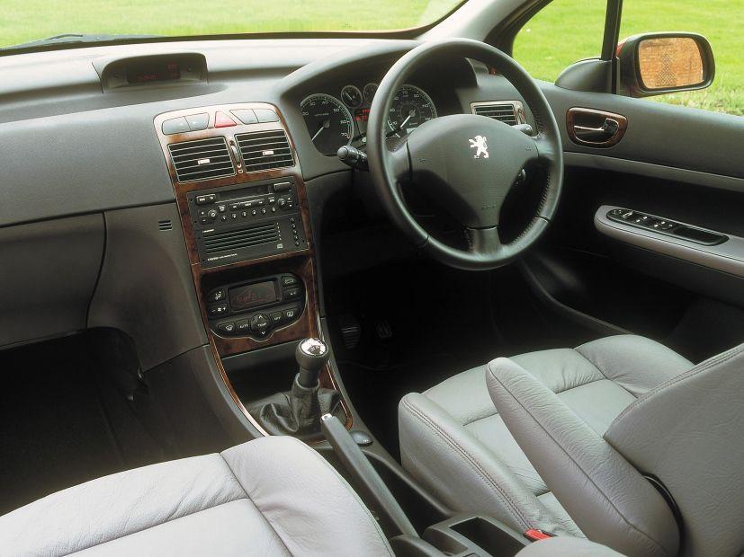 Peugeot 307 I 2001 - 2005 Cabriolet #6