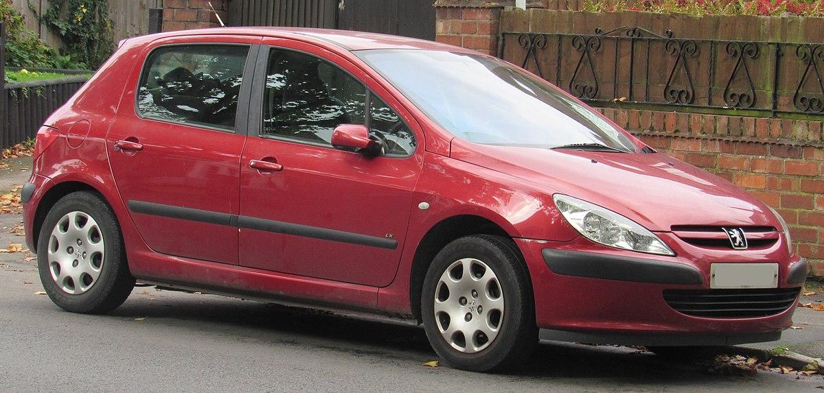 Peugeot 307 I Restyling 2005 - 2008 Cabriolet #3