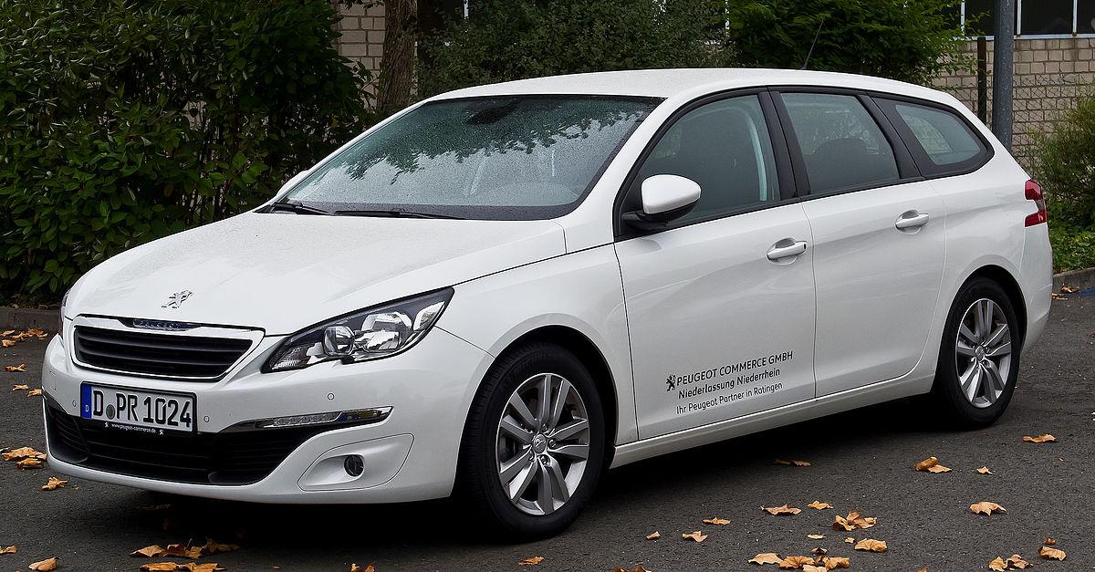 Peugeot 308 II 2013 - now Hatchback 5 door #8