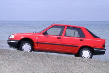 Peugeot 309 I Restyling 1989 - 1993 Hatchback 3 door #2