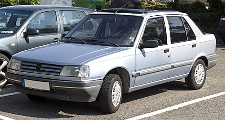 Peugeot 309 I Restyling 1989 - 1993 Hatchback 3 door #4