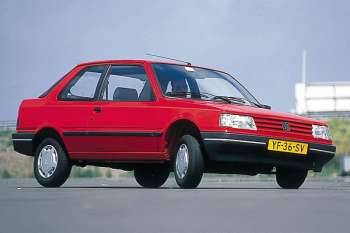Peugeot 309 I Restyling 1989 - 1993 Hatchback 3 door #8