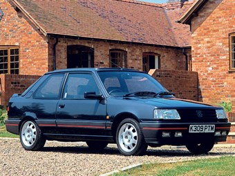 Peugeot 309 I Restyling 1989 - 1993 Hatchback 3 door #7