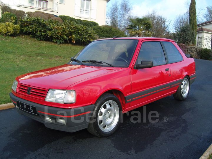 Peugeot 309 I Restyling 1989 - 1993 Hatchback 3 door #1