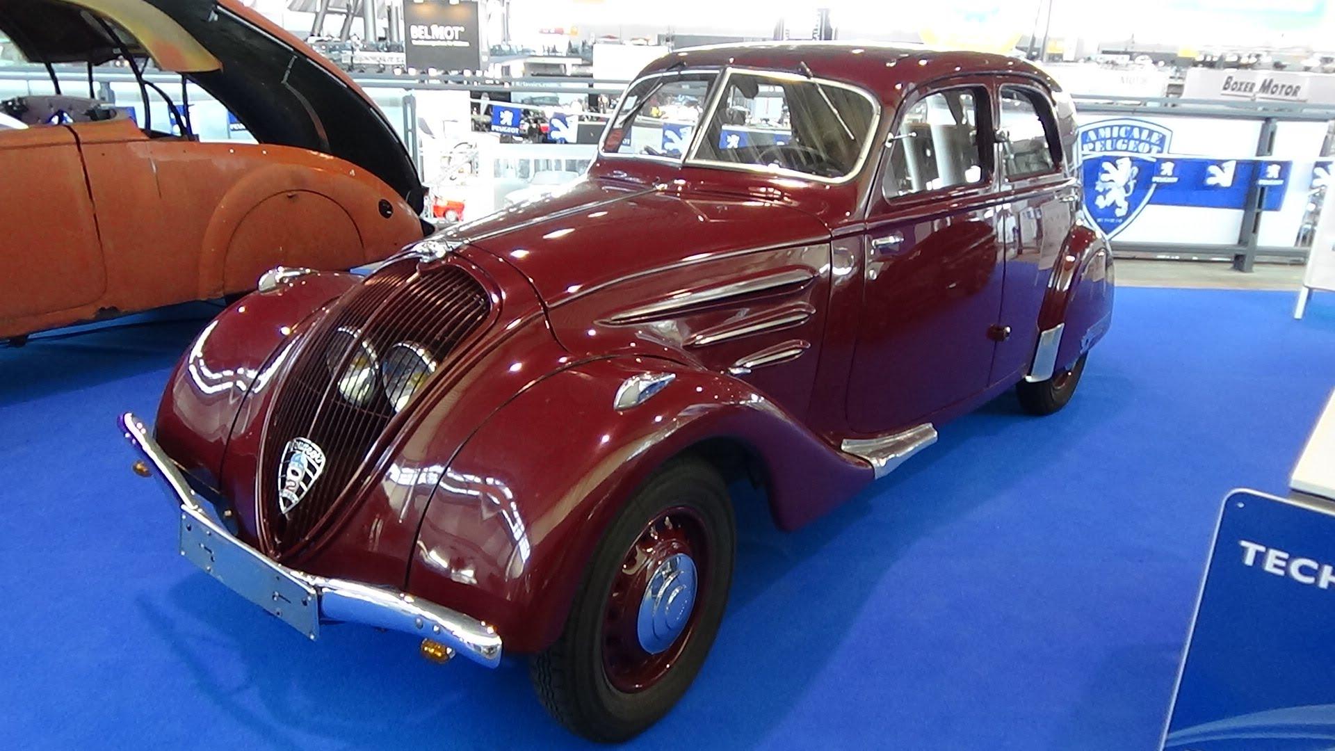 Peugeot 402 1935 - 1942 Sedan #2