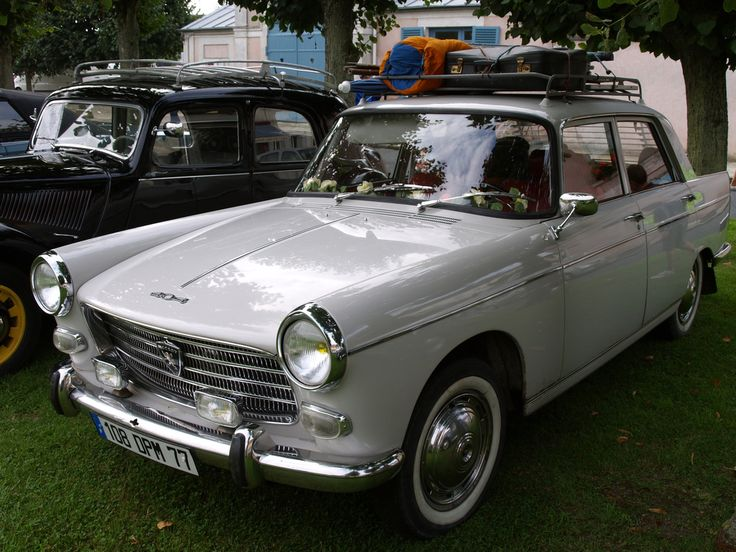 Peugeot 404 1960 - 1975 Coupe #5