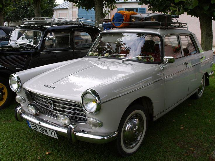 Peugeot 404 1960 - 1975 Sedan #3