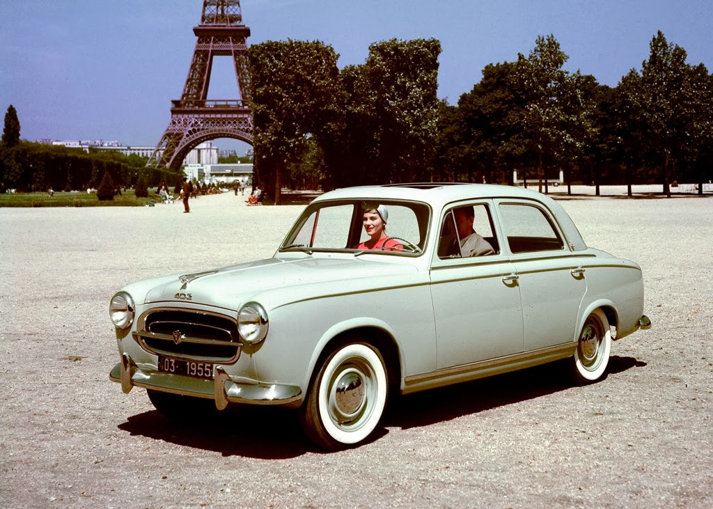 Peugeot 404 1960 - 1975 Coupe #4