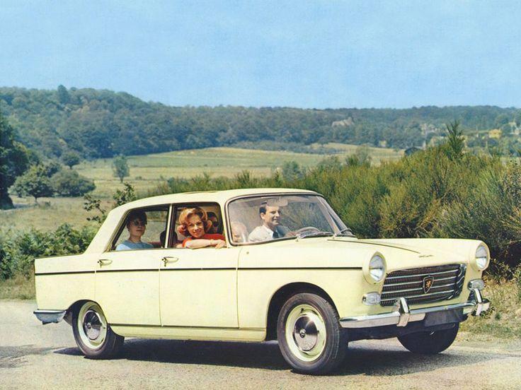 Peugeot 404 1960 - 1975 Sedan #2