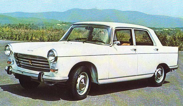 Peugeot 404 1960 - 1975 Sedan #1