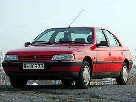 Peugeot 405 1987 - 1997 Sedan #4