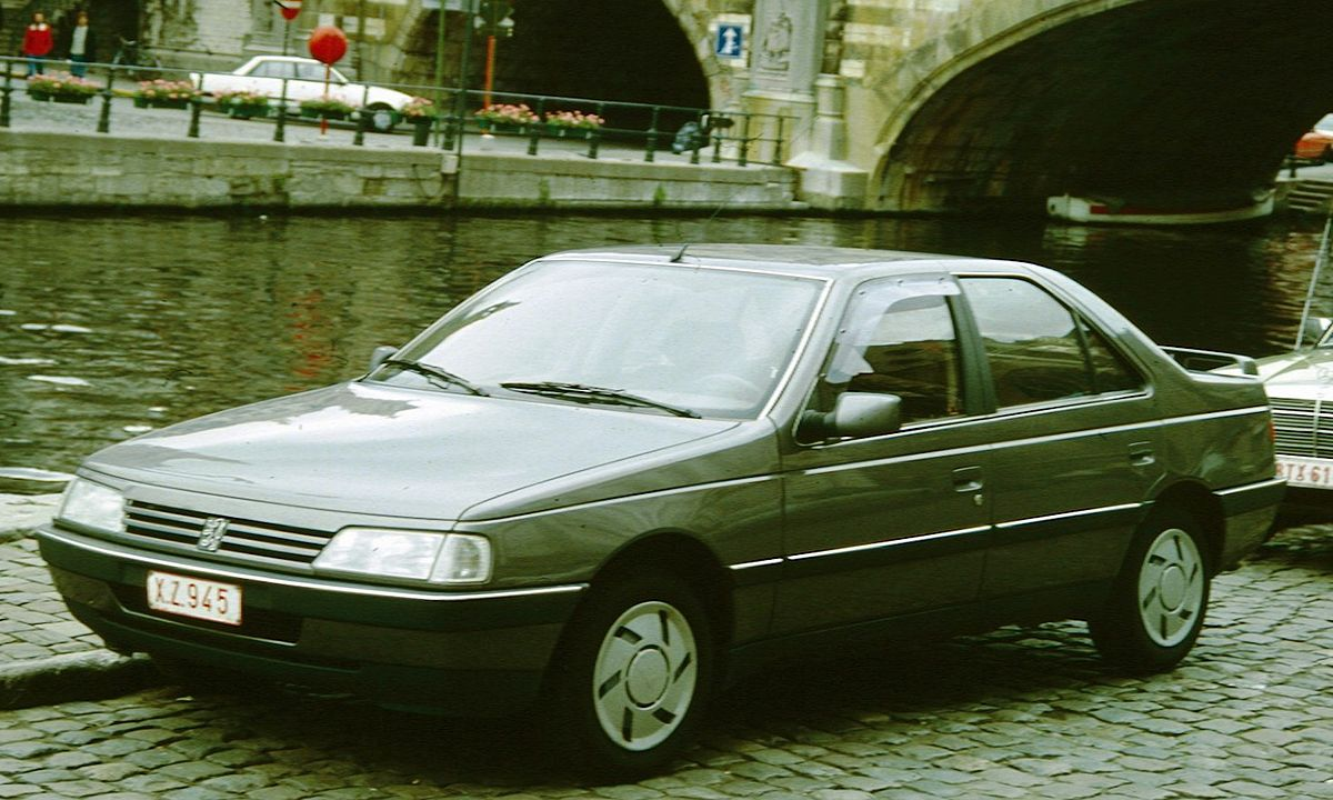 Peugeot 405 1987 - 1997 Sedan #2