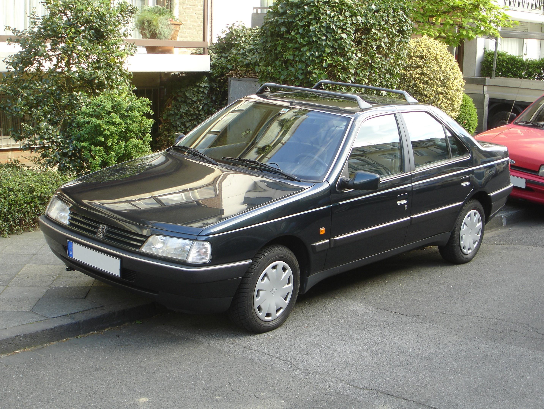 Peugeot 405 1987 - 1997 Sedan #3