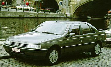 Peugeot 405 1987 - 1997 Sedan #6