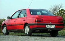 Peugeot 405 1987 - 1997 Sedan #5