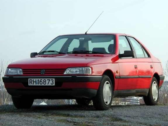 Peugeot 405 1987 - 1997 Sedan #8