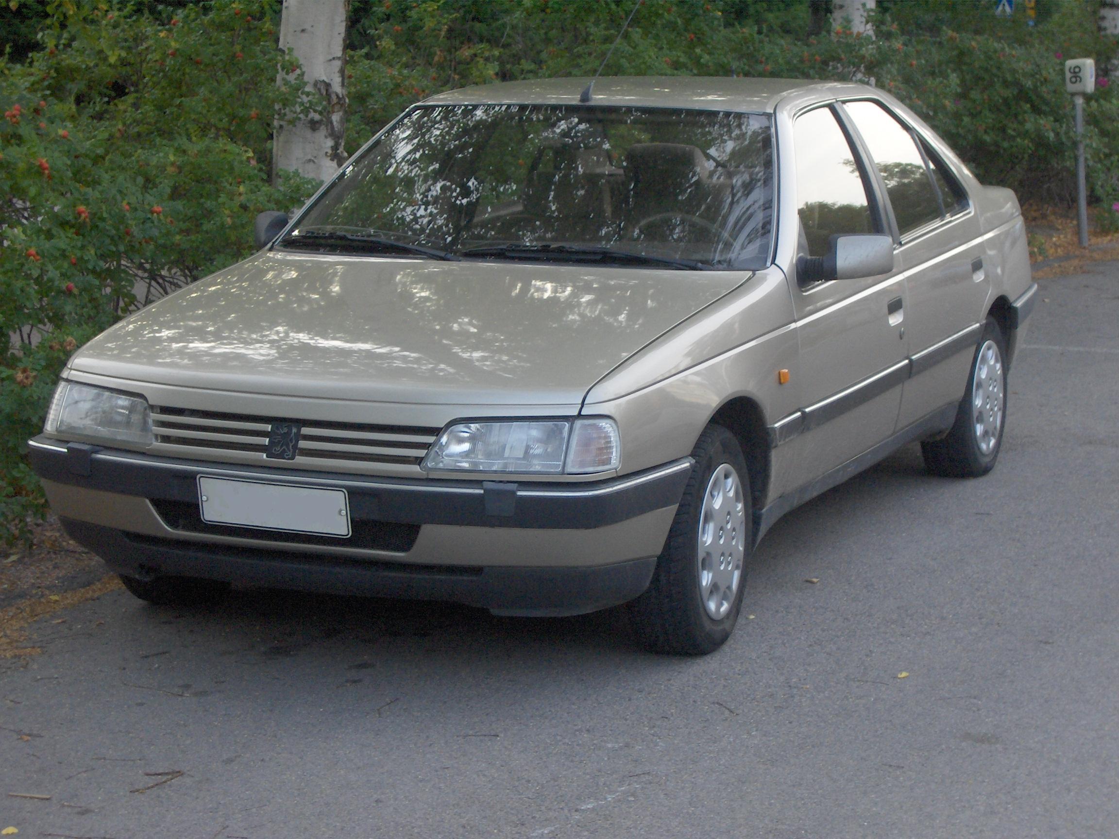 Peugeot 405 1987 1997 Station Wagon 5 Door Outstanding Cars