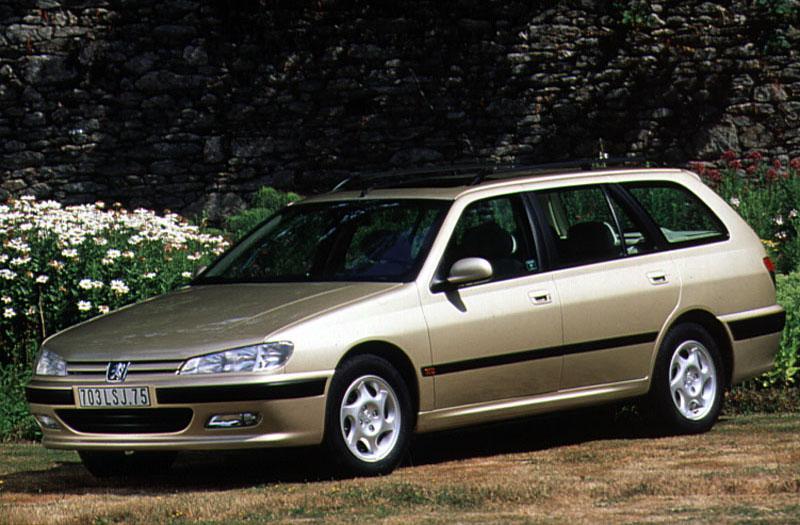 Peugeot 406 1999 - 2005 Station wagon 5 door :: OUTSTANDING CARS