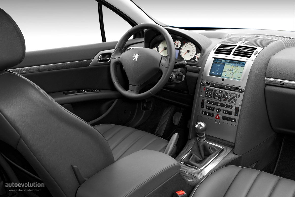Peugeot 407 2004 - 2011 Coupe #8