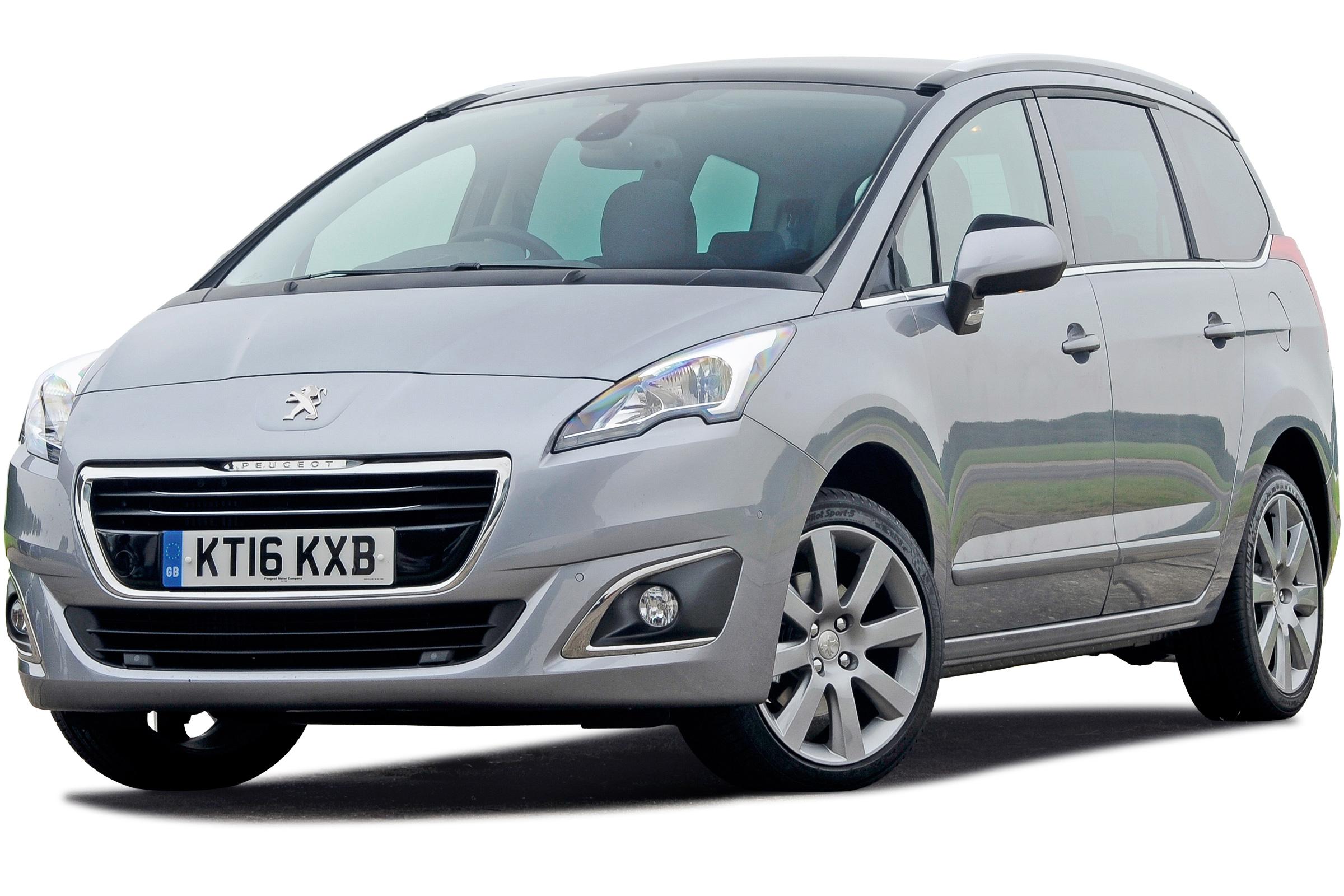 Peugeot 5008 I 2009 - 2013 Compact MPV :: OUTSTANDING CARS