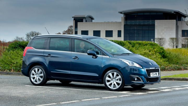 Peugeot Partner II Restyling 2 2015 - now Compact MPV #8