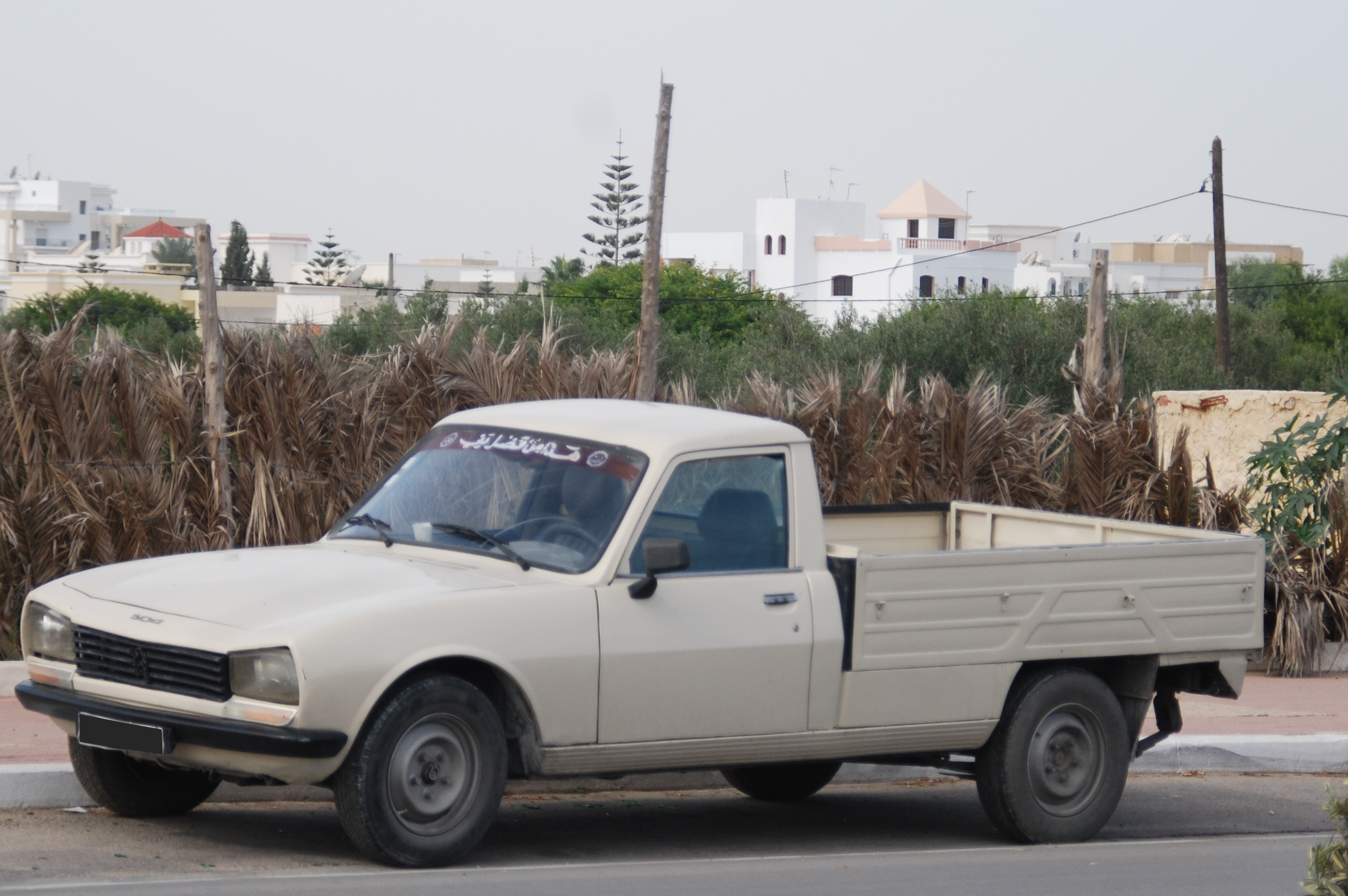 Peugeot 504 1968 1989 Pickup Outstanding Cars