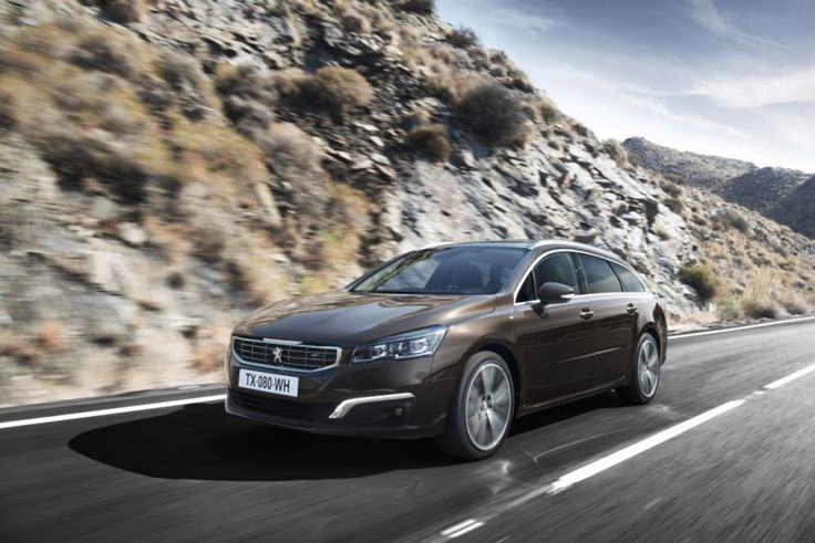 Peugeot 508 I Restyling 2014 - now Station wagon 5 door