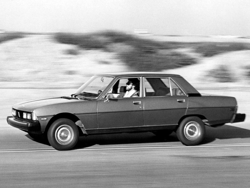 Peugeot 604 1975 - 1986 Sedan #2