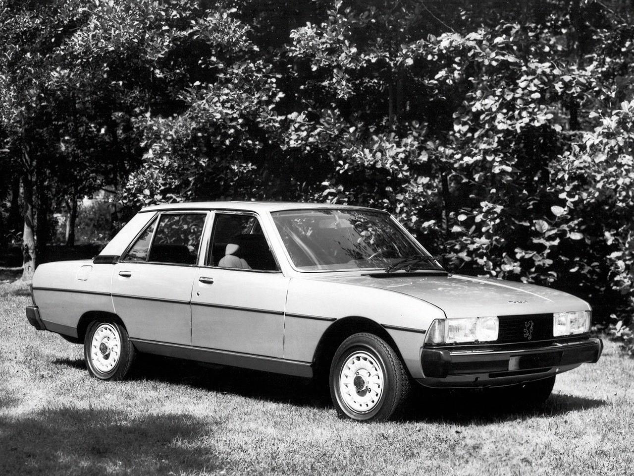 Peugeot 604 1975 - 1986 Sedan #3