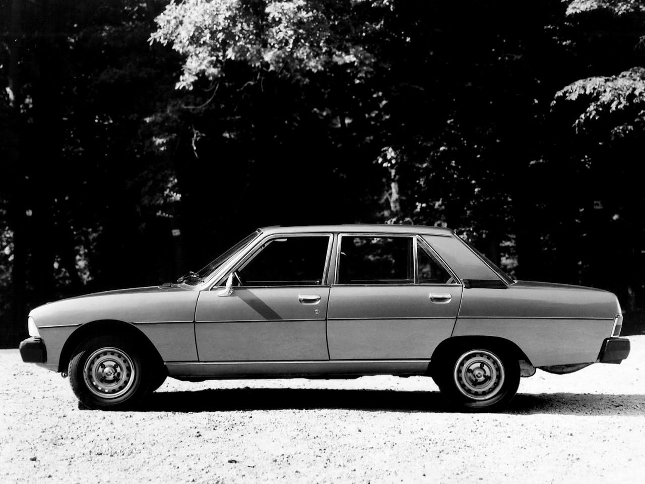 Peugeot 604 1975 - 1986 Sedan #5