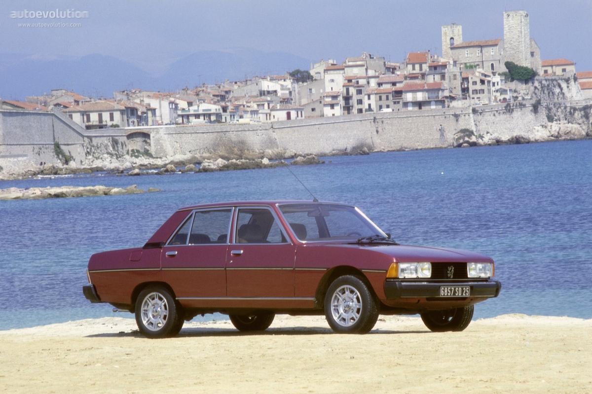 Peugeot 604 1975 - 1986 Sedan #1