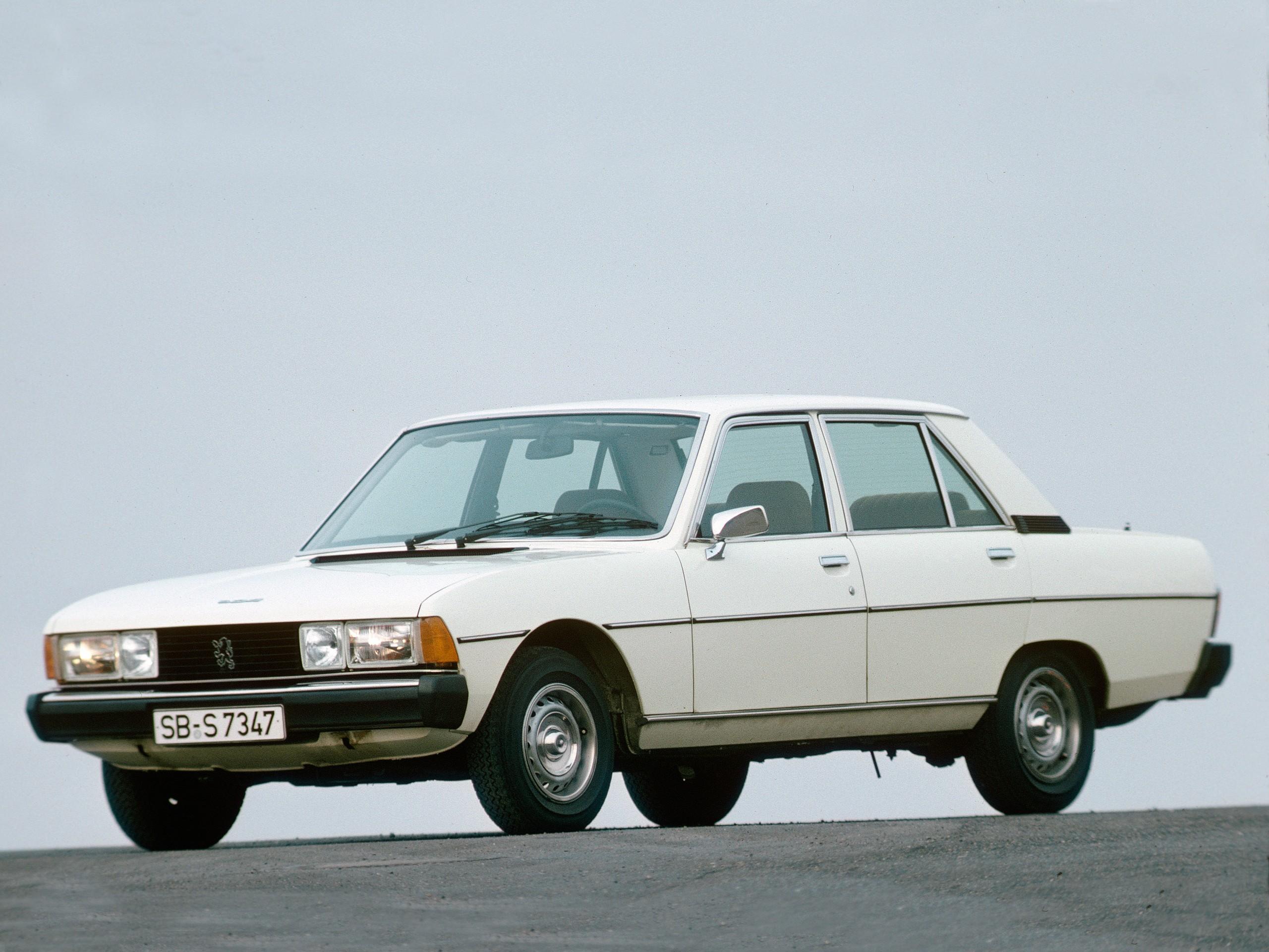 Peugeot 604 1975 - 1986 Sedan #4
