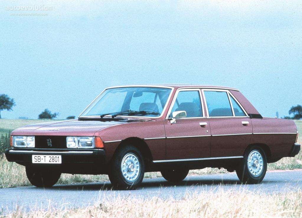 Peugeot 604 1975 - 1986 Sedan #7
