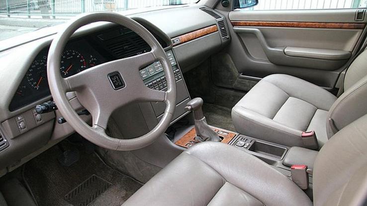 Peugeot 605 1989 - 1999 Sedan #7