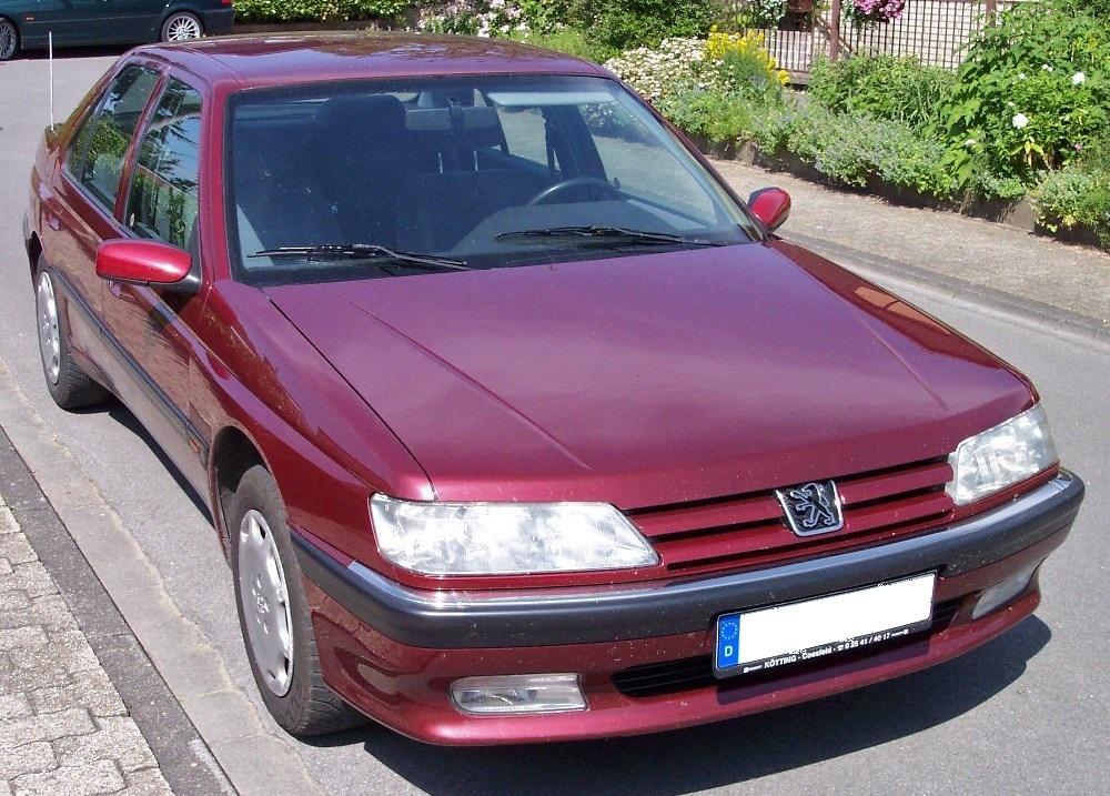 Peugeot 605 1989 - 1999 Sedan #8