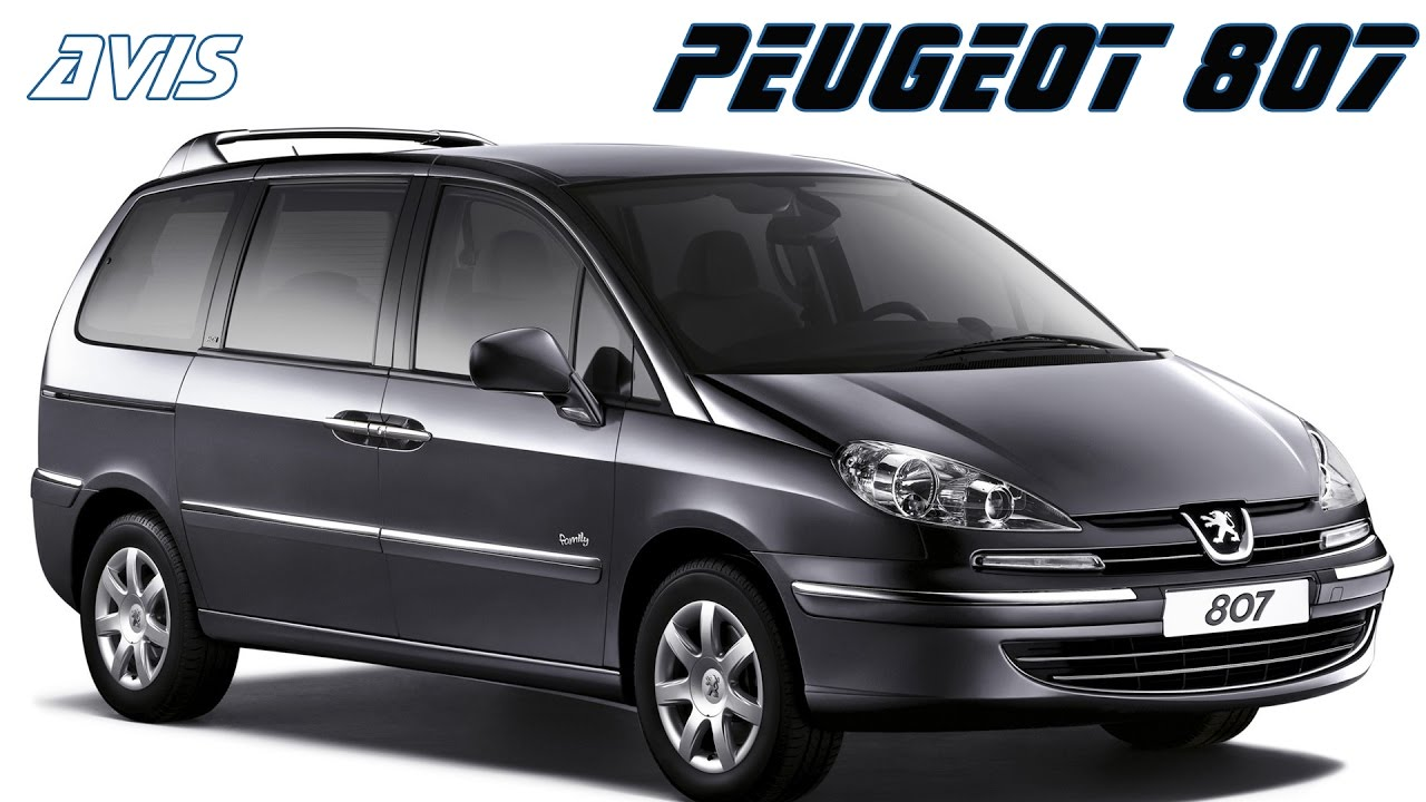 Peugeot 807 I Restyling 2008 - 2014 Minivan #7