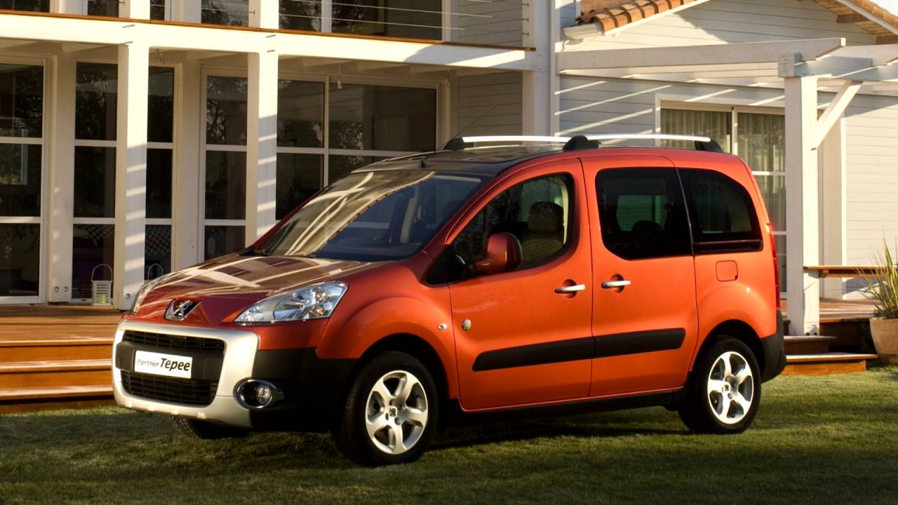 Peugeot Bipper 2008 - now Compact MPV #8