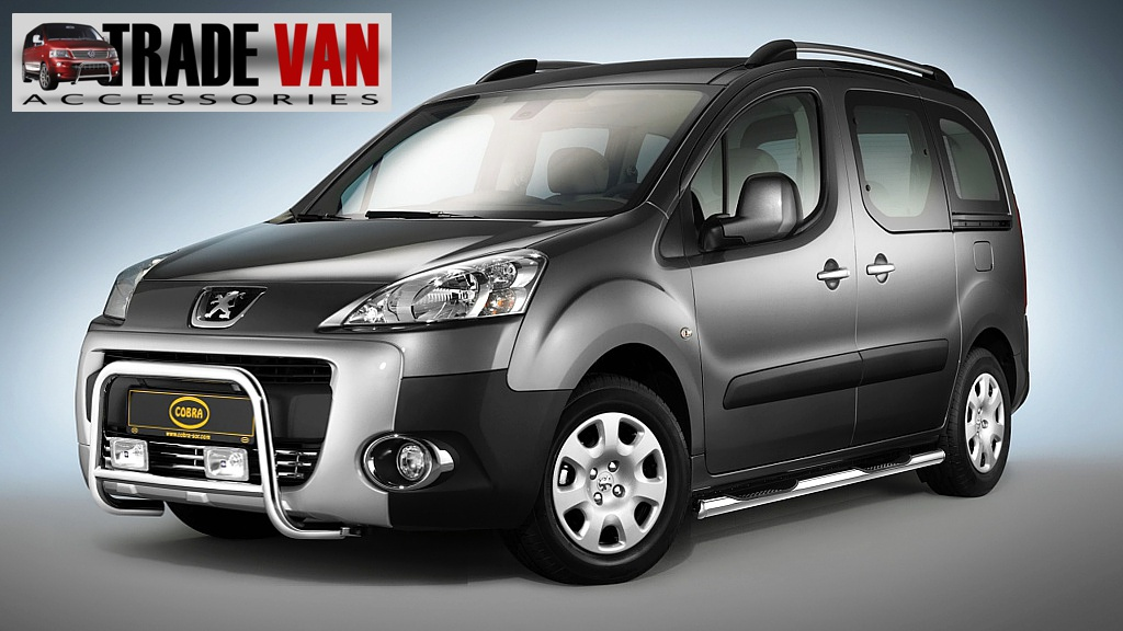 Peugeot Bipper 2008 - now Compact MPV #6